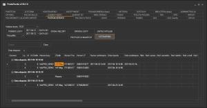 Patron Service - moduł dla kuriera - przygotowane listy przewozowe