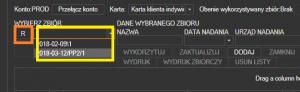 Poczta Polska - wybór zbioru