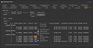 DHL - filtrowanie przesyłek
