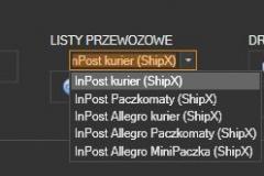 ProstaPaczka2_INPOST_SHIPX_list_reczny_lista_wyboru_typu_przesylki