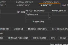 Subiekt GT - otwieranie konfiguracji połączenia do bazy subiekta