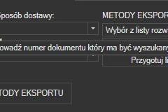 Subiekt nexo - numer dokumentu
