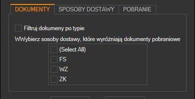 Subiekt nexo – wydruk listów przewozowych dla kurierów i Poczty Polskiej