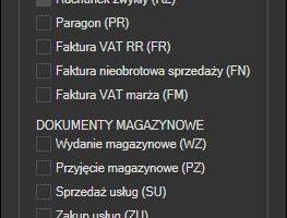 WAPRO Mag – konfiguracja modułu programu ProstaPaczka2